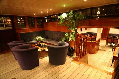 Lounge. Hotel ship, Management training, convention, team building, wedding, meeting